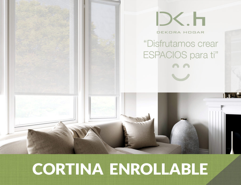 Cortina Enrollable